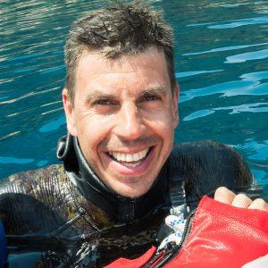 Martin Lovrecic Freedive Yachting team member