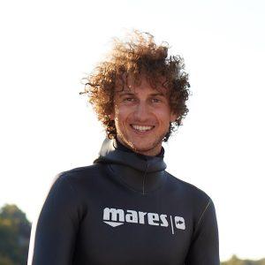 Samo Jeranko Freedive Yachting