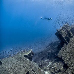 Freedive Yachting Teti Wreck